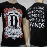 Demise Memories Black T-Shirt