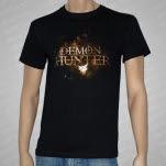 Demon Hunter Logo Black T-Shirt