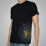DespairsRay Moth Black T-Shirt
