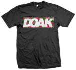 Destruction Of A King DOAK Floral T-Shirt