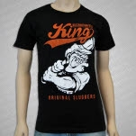 Destruction Of A King OSDOAK Black T-Shirt