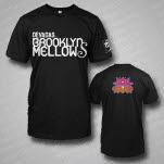 Devadas Brooklyn Mellows Black T-Shirt