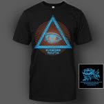 Diamond Youth Diamond Eye Black T-Shirt