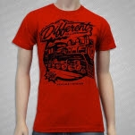 Different Values Chugger Red T-Shirt