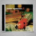 Digger Trainwreck EP CD