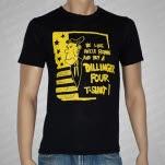 Dillinger Four Uncle Ronnie Black T-Shirt
