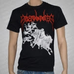 Disembodied Emperor Black T-Shirt