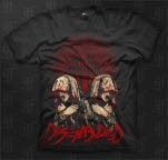 Disembodied So Cold Black T-Shirt