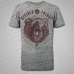 Divided By Friday Yellowstone Grey T-Shirt