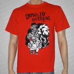 Down To Nothing Gorilla Red T-Shirt