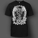 Drag The Lake Anchor Black T-Shirt