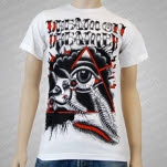 Dream On    Dreamer Eye Dream White T-Shirt