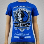 Dream On    Dreamer Heartbound Royal T-Shirt