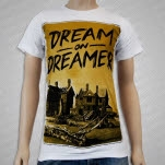 Dream On    Dreamer House In Ruins White T-Shirt