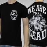 Dream On    Dreamer Living Dead Black T-Shirt