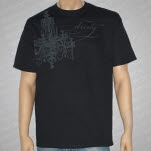 Dredg Chandelier Black T-Shirt