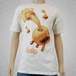 Dredg Eyeball Natural T-Shirt