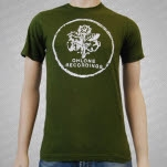 Dredg Ohlone Recordings Green T-Shirt