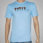 Dredg Orchard Blue T-Shirt