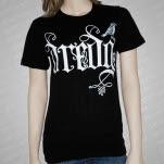 Dredg Perched Bird Black T-Shirt