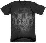 Drop Dead Gorgeous Circle Logo Black T-Shirt