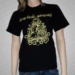 Drop Dead Gorgeous Cupid Black T-Shirt