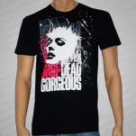 Drop Dead Gorgeous Girl Face T-Shirt