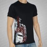 Drop Dead Gorgeous Girl On Black T-Shirt