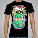Drop Dead Gorgeous Gore Black T-Shirt