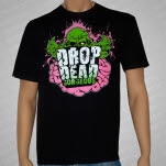 Drop Dead Gorgeous Guts Black T-Shirt