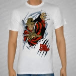 Drop Dead Gorgeous Nightmare White T-Shirt