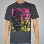 Drop Dead Gorgeous Shriek Gray T-Shirt