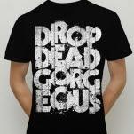 Drop Dead Gorgeous Stacker Black T-Shirt