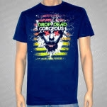Drop Dead Gorgeous StripesFaceXEyes T-Shirt