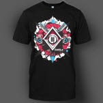 DUSTLA In DUSTLA We Trust Black T-Shirt