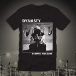 Dynasty Album Cover Black T-Shirt