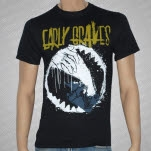 Early Graves Album Cover Black T-Shirt