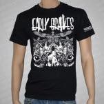 Early Graves Goner Black T-Shirt