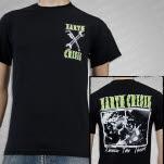 Earth Crisis Neutralize The Threat Black T-Shirt