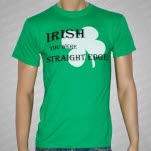 EDGE   SXE Clothing Irish Green T-Shirt
