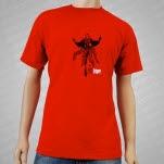 Eisley Flower Princess Red T-Shirt