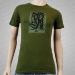 Eisley Girl And Ghost Green T-Shirt