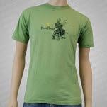 Eisley Room Noises Light Green T-Shirt