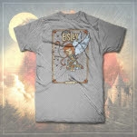 Eisley Whimsy Silver T-Shirt