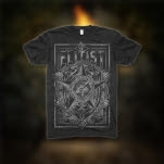 Elitist Guidance Charcoal T-Shirt