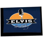 Elvis Velcro Wallet