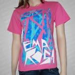 Emarosa Crazy Colors Pink T-Shirt