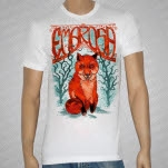 Emarosa Fox White T-Shirt