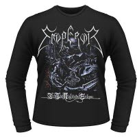 Emperor In The Nightside Long Sleeve T-Shirt