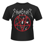 Emperor Pentagram 2014 T-Shirt Front And Back Print